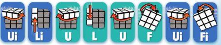 rumus rubik dan cara bermain rubik 3x3