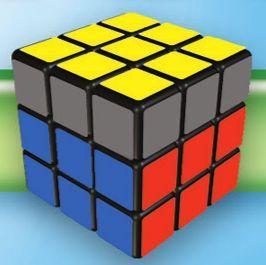 cara bermain rubik 3x3