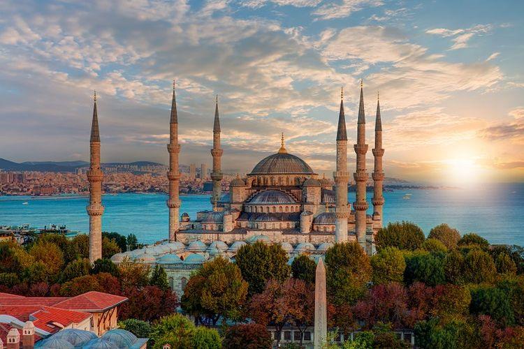 Keindahan turki